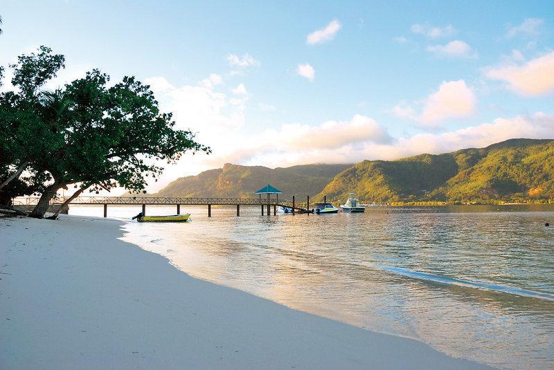 L habitation Cerf Island, slika 1