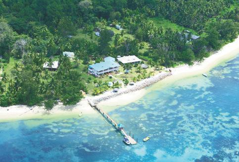 L habitation Cerf Island, slika 2